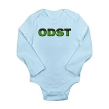 ODST Fade Long Sleeve Infant Bodysuit