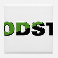 ODST Slant Tile Coaster