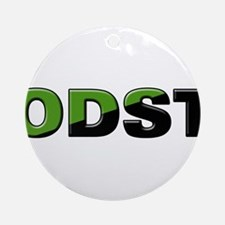 ODST Slant Ornament (Round)