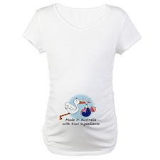 Stork Baby NZ Australia Shirt