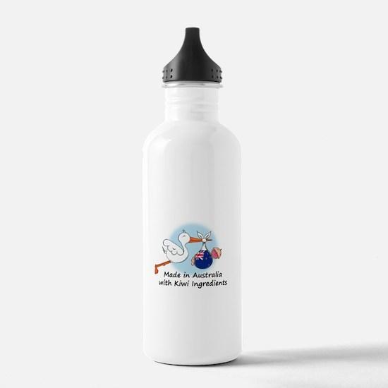 Stork Baby NZ Australia Water Bottle