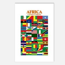AFRICA GEAR Postcards (Package of 8)