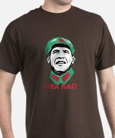 Anti-Obama Oba Mao T-Shirt