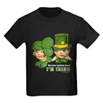 I'M IRISH Kids Dark T-Shirt