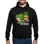 I'M IRISH Hoodie (dark)