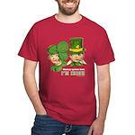 I'M IRISH Dark T-Shirt