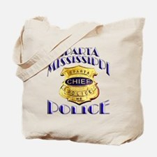Sparta Police Chief Tote Bag