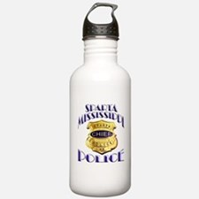 Sparta Police Chief Water Bottle