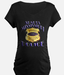 Sparta Police Chief T-Shirt