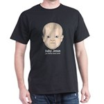 Baby Jesus Black T-Shirt