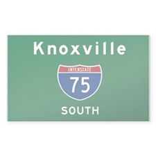 Knoxville 75 Bumper Stickers