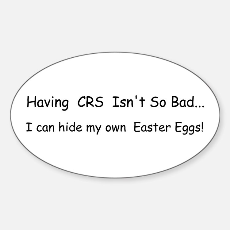 CRS Easter Eggs Decal