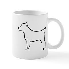 Cane Corso Sketch Mug