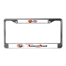 License Plate Frame (entourage de plaque)
