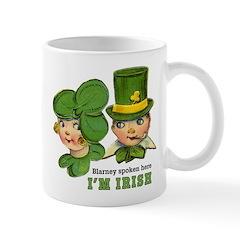 I'M IRISH Mug