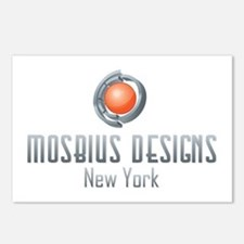 Mosbius Designs Postcards (Package of 8)