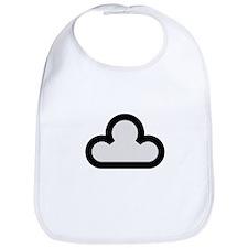 Dark Cloud Symbol Bib