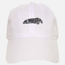 Wire Haired Dachshund Baseball Baseball Cap