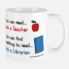 Teacher...Librarian Mug