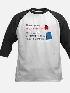 Teacher...Librarian Tee
