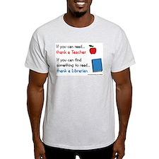 Teacher...Librarian T-Shirt