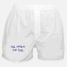Will Catalog For Food Boxer Shorts