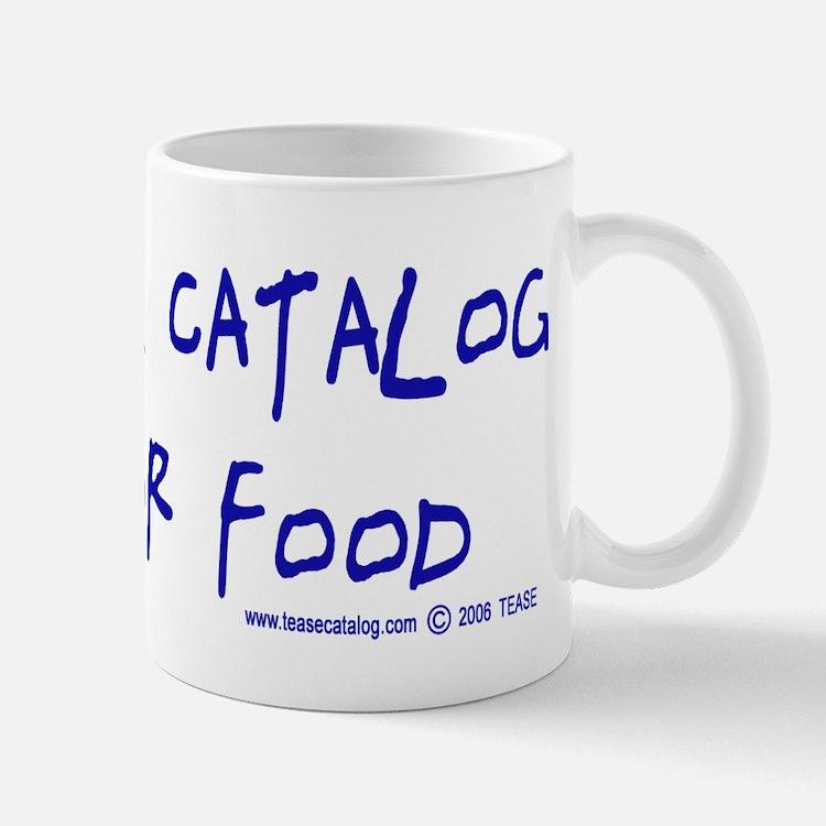 Will Catalog For Food Mug