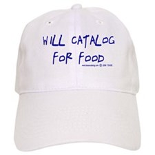 Will Catalog For Food Baseball Cap