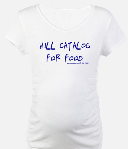 Will Catalog For Food Shirt