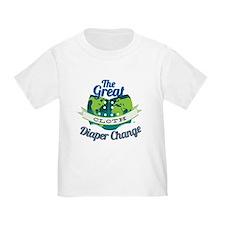 Great Cloth Diaper Change T