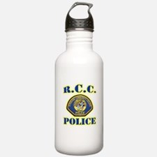 Riverside College Police Water Bottle