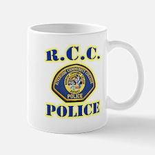 Riverside College Police Mug