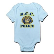 Riverside College Police Infant Bodysuit