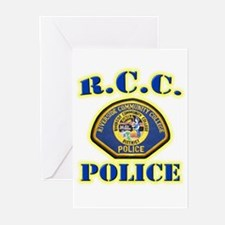 Riverside College Police Greeting Cards (Pk of 20)
