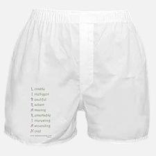 Unique Catalog Boxer Shorts