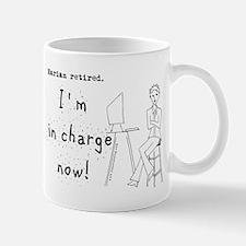 Marian Retired Mug