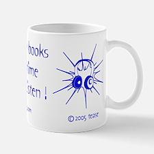 04 So Many Books Mugs