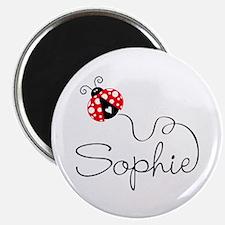 Ladybug Sophie Magnet