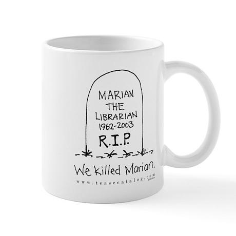 Marian RIP Mug