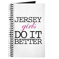 Jersey Girls Do It Better Journal