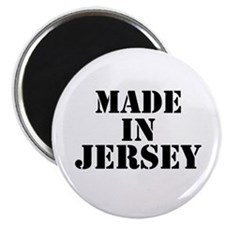 "Made in Jersey 2.25"" Magnet (10 pack)"