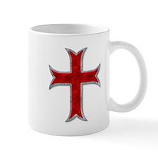 Templar Cross Small Small Mug