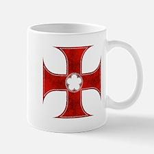 Templar Cross 2 Mug
