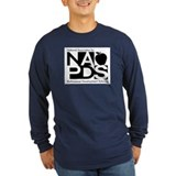 Napds shirts Long Sleeve T-shirts (Dark)