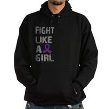 Fight Like A Girl Lupus Hoodie