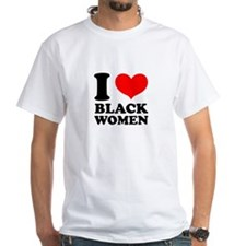 I love Black Women Shirt