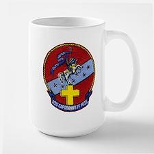 USS CAPODANNO Large Mug