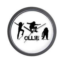 Ollie Wall Clock
