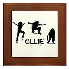 Ollie Framed Tile