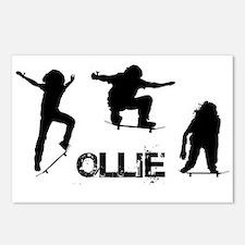 Ollie Postcards (Package of 8)